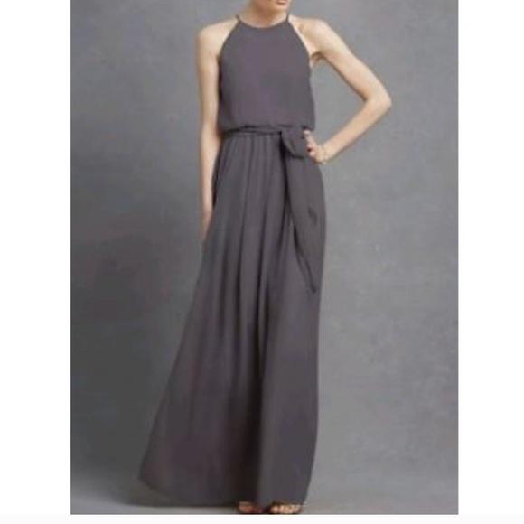 BHLDN Dresses & Skirts - BHLDN Alana gown